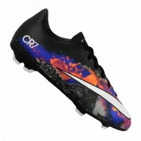 Футбольные детские бутсы Nike JR Mercurial Victory V CR7 FG (684848-018)