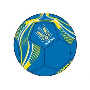 Футбольный мяч сборной Украины Joma(FFU514101.17) синий