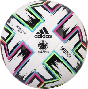 Футбольный мяч Adidas Uniforia Euro 2020 JR League 290g (FH7351)