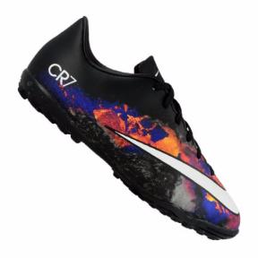 Детские сороконожки Nike JR Mercurial Victory V CR7 TF (684853-018)