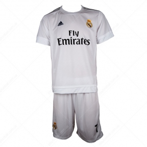 Футбольная форма Реал Мадрид 2015/16 домашняя replica (Реал М. дом 15/16 replica)