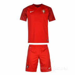 Футбольная форма сборной Португалии Евро 2016 (home Portugal)