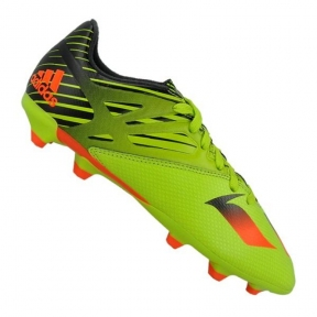 Футбольные детские бутсы Adidas Messi 15.3 FG/AG (S74695)