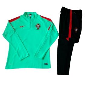 Тренировочный спортивный костюм сборной Португалии