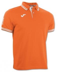 Футболка поло Joma Combi оранжевая (3007S13.80)