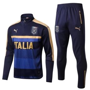 Тренировочный спортивный костюм сборной Италии ЧМ 2018