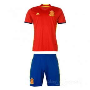 Футбольная форма сборной Испании Евро 2016 replica (home Spain replica)