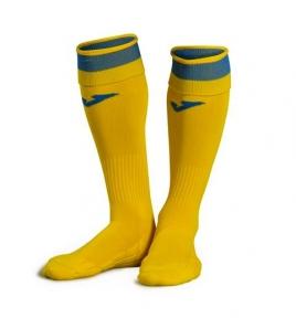 Гетры сборной Украины Joma Euro 2021 желтые (AT400720A907)