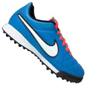 Сороконожки детские Nike JR Tiempo Genio TF (631529-418)