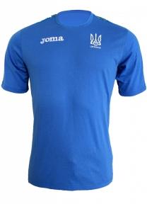 Футболка тренировочная сборной Украины Joma синяя
