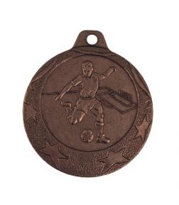 Спортивная медаль IL001 40ММ бронза
