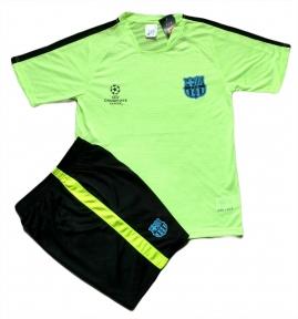 Тренировочный комплект Барселоны с шортами
