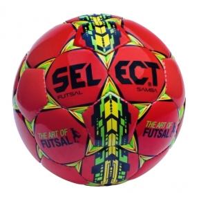 Футзальный мяч Select Futsal Samba (106343-red)