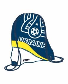 Рюкзак сборной Украины Joma (FFU514191.17) 36x45см