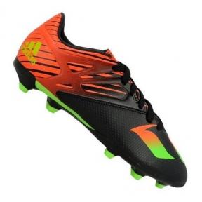 Футбольные детские бутсы Adidas Messi 15.3 FG/AG (AF4665)