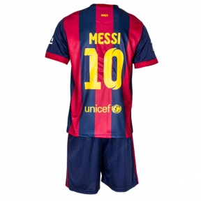 Футбольная форма Барселоны 2014/2015 Месси (Barcelona home replica 2014/2015 Месси)