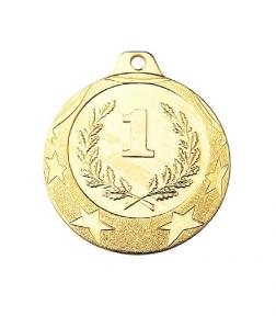 Спортивная медаль IL101 40ММ ЗОЛОТО
