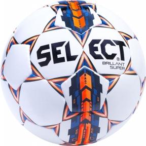 Мяч футбольный SELECT BRILLANT SUPER (001) (3815928008)