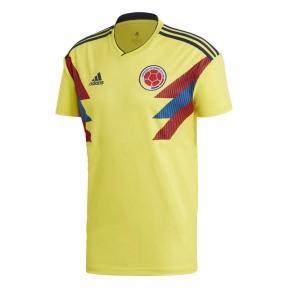 Футбольная форма сборной Колумбии Чемпионат Мира 2018 желтая