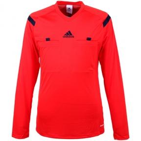 Футболка арбитра Adidas REF 14 JSY LS (D82289)