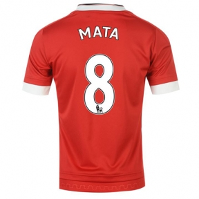 Футболка Manchester United home 2015/16 MATA
