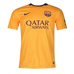 Футболка Barcelona stadium (away 2015/16)