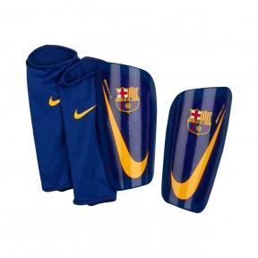 Футбольные щитки Nike Mercurial Lite Barcelona Shin Guards (SP2112-422)