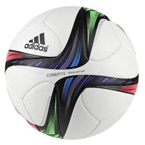 Футбольный мяч Adidas Conext 15 OMB (M36880)