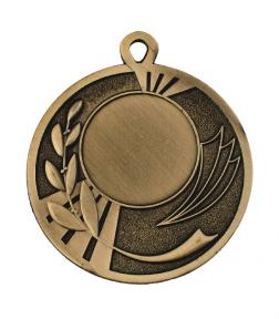 Спортивная медаль FE121 50ММ бронза