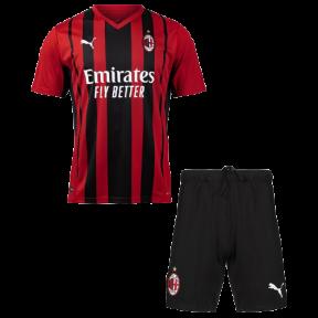 Футбольная форма Милан 2021/2022 stadium домашняя