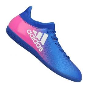Футзалки Adidas X 16.3 IN (BB5678)