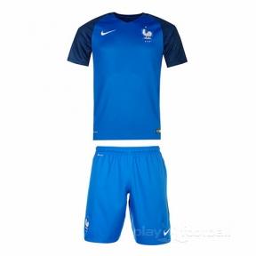 Футбольная форма сборной Франции Евро 2016 (home France)