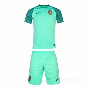 Футбольная форма сборной Португалии Евро 2016 (away Portugal)