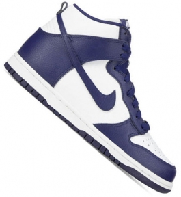 Кроссовки Nike WMNS DUNK HI (899451-101)