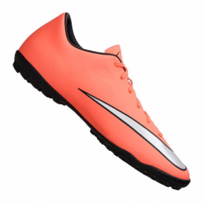 Сороконожки Nike Mercurial Victory V TF Orange (651646-803)
