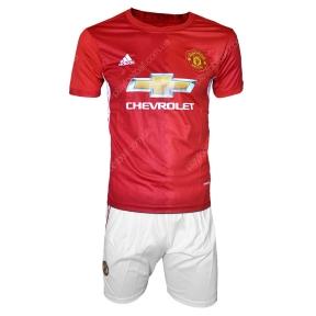 Футбольная форма Манчестер Юнайтед 2016/2017 (Man Utd home 2016/2017)