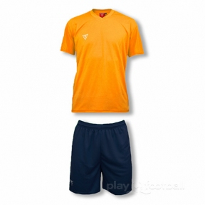 Футбольная форма Titar orange navy-blue (Titar orange navy-blue)