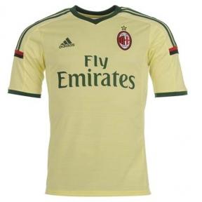 Футболка Milan (third 2014/15)