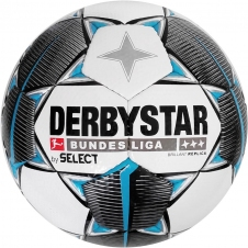 Мяч футбольный DERBYSTAR FB BL BRILLANT REPLICA (3955100038)