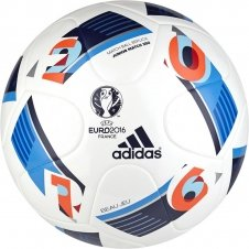 Футбольный мяч Adidas UEFA EURO 2016 JR Match Ball Replica (AC5426)