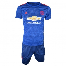 Футбольная форма Манчестер Юнайтед 2016/2017 stadium away (Man Utd away 2016/2017)