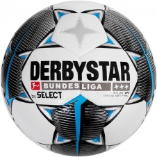 Мяч футбольный DERBYSTAR FB BL BRILLANT APS (3915900037)