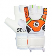 Вратарские перчатки для футзала Select GOALKEEPER GLOVES FUTSAL LIGA 33 (609330)