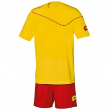 Футбольная форма Lotto Kit Sigma (kit sigma yellow-red)