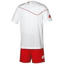 Футбольная форма Lotto Kit Sigma (kit sigma white-red)