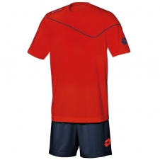 Футбольная форма Lotto Kit Sigma (kit sigma red-navy)