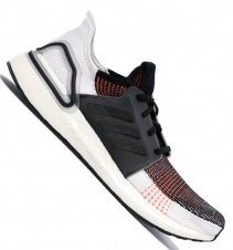 Кроссовки UltraBoost 19 'Solar Orange' Adidas (G27519)