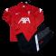 Тренировочный спортивный костюм Ливерпуль 2020/2021 красный